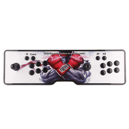 Wholesale Connect Computers - The new Pandora box 4S arcade consoles ,680 programs,HDMI VGA out,Joystick console connected to computer,Add pause and exit.
