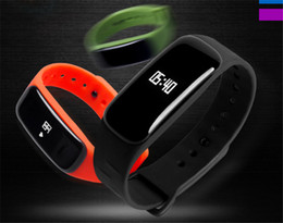Wholesale Blood Pressure Pulse Oximeter - Smart WristBand M8 Heart rate Blood Pressure Blood Oxygen Oximeter measurement Pedometer Calorie Sport Bracelet For iOS Android