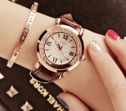 Wholesale Lady Beautiful Watch - Beautiful Design Women's Fashion Wristwatch Female Shining Watches waterproof ladies Quartz Watch Women Wristwatches relogio masculino