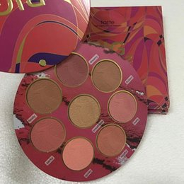 Wholesale Natural Books - Dropshipping Hot Makeup Tarte BIG Blush BOOK 2 Tarte blush palette 8 colors Blushes & Highlighter Limited Edition