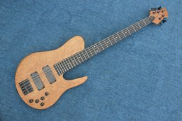 Wholesale Chinese Bass Instruments - best selling Chinese OEM Music Instruments 5 string bass Guitar butterfly bass guitar Electric Guitar For Sale