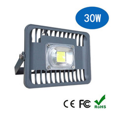 Wholesale Led Reflector 12v - Wholesale-LED FloodLight 150W 100W 60W 30W 10W 50W Reflector Led Flood Light Spotlight 12V 220V 110V Waterproof Outdoor Wall Lamp