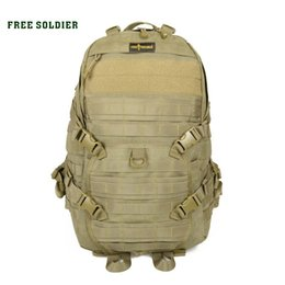 Wholesale Tad Tactical Bags - outdoor sports camping climbing&hiking Nylon bags TAD second tactical backpack men's bag YKK zipper
