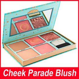 Wholesale Blush Makeup High - NEW Cheek Parade Bronzer And Highlighter 5 Colors Blush Elf Makeup Highest Quality! Makeup Bronzers Blush