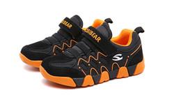 Wholesale wholesale children shoes boy - Breathable Children Shoes Girls Boys Shoes Kids Leather Sneakers Sport Shoes Fashion Casual Children Boy 500
