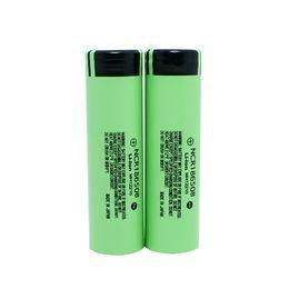 fda287d9a8b case li Desconto HOT NEW Alta qualidade18650 bateria Li-lon NCR18650B 3400  mAh 18650 bateria