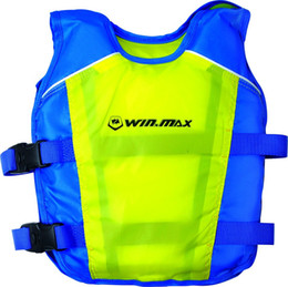Wholesale Kids Jackets Strap - Brand New Child Swimwear Strap Water Survival Dedicated Life Vest for Kids Swimming Jacket Water Sport Swim Safety Products