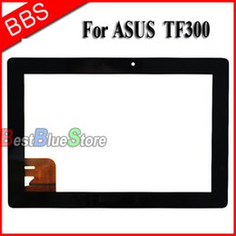 Wholesale New Pad Inch - Wholesale-2015 Original New 10.1 inch For Asus transformer pad TF300 TF300t TF300tg tf300tl G03 Quad Core Touch Screen digitizer Glass