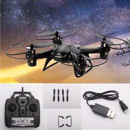 Wholesale- Best seller DM003 Drone 2.4G 4CH 6-Axis Mini RC Gyro Quadcopter Helicopter with 0.3MP Camera miudo Quadrotor Oct19C wholesale
