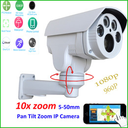 "Wholesale Zoom Security Camera Lens - 1 2.8"" for Sony Cmos Imx322 +hi3516 Cctv Security Ptz Ip Camera Hd 1080p 2mp 10x Motorized Auto Zoom 5-50mm Varifocal Lens Ir 60m"