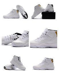 Wholesale Cheaper Basketball Shoes - Wholesale 2017 Mens 11 Black Cat Sports hot sale Basketball Shoes Trainers cheaper Sneakers with good quatily for Men Size US7-13