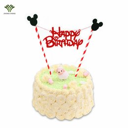 Dropshipping Mickey Mouse Cake Topper Decorations UK Free UK