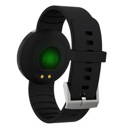 Wholesale Female Sports Wear - 2017 Betreasure Bluetooth Sport Waterproof Smart wristband UW1X Heart rate Monitor Blood pressure Passometer Smart bracelet Wear