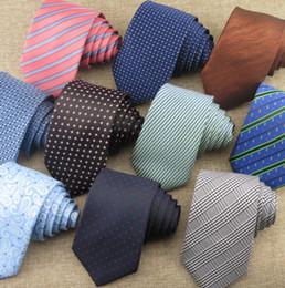 Wholesale men striped neckties - Men Neck Tie Silk Narrow Arrow Skinny Stripe Neck Tie Business Formal Necktie Fashion Ties Striped Fashion Neckwear 20 design KKA1982
