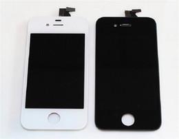digitalizador de tela de vidro s6 Desconto Excelente qualidade para iphone 6 lcd e para iphone 6 plus lcd digitador displpley assembléia tela com b branco preto com câmera home button