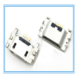 Wholesale Xperia Dock - Original New micro usb charge charging connector plug dock socket port For Sony Xperia Z3 Compact Z3 Mini D5803 D5833 M55w Replacement Parts