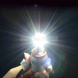 Wholesale 55w Led Head Light - 2pcs car lights cars 9005 hb3 headlight 36W 7600Lm Replace for 55w halogen Fog lamp Bulb Car Head Lamp Light 12V car styling