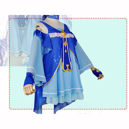 Wholesale Japanese Princess Anime - Star and snow princess vocaloid miku cosplay Costumes
