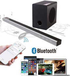 Wholesale Ipad New Card Reader - New!!!Aimodi bluetooth Home theater Surrounded by 3D digital audio subwoofer for TV phone ipad and alll