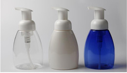 Wholesale Soap Dispenser Pumps Wholesale - Wholesale- 12-28 250ml Foaming Bottle,Foaming Pump,Soap Dispenser, Plastic Bottle