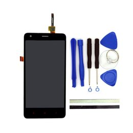 Wholesale Xiaomi Lcd - Wholesale-100% New For Xiaomi Redmi 2 LCD Display Digitizer + Touch Screen Replacement Hongmi 2 Redmi 2 Pro Prime 2A Parts With Free Tools