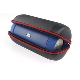 Canada 2018 Hot PU En Plein Air Carry Cover Sac Pochette Étui De Protection Portable Boîte De Protection ForJBL Charge2 / Charge3 Bluetooth Haut-Parleur Offre