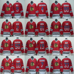 Wholesale Sport Flags For Cheap - Bobby Hull Hockey Jersey Blackhawks #9 Player Red USA National Flags Edition Fashion Men's Uniforms Embroidered Sports Team Jersey for Cheap
