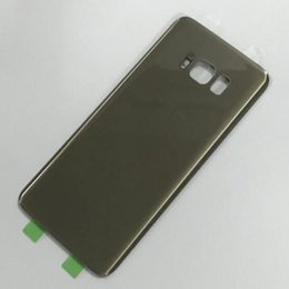 Wholesale Grade House - Grade A+++ Battery Glass Back Housing Door Replacement For Samsung Galaxy S8 S8+ Plus G950 G955