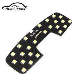 Wholesale Ford Ecosport - Car Interior Light For Ford Ecosport  Focus 2 MK2 2007-2014 LED Reading Lamp Roof LED Lamp