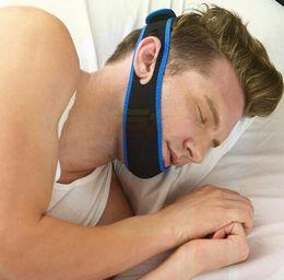 Wholesale Chin Straps - Hot Health Care Anti Snore Cessation Chin Strap Care Sleep Stop Snoring Belt Chin Jaw Supporter Apnea Belt