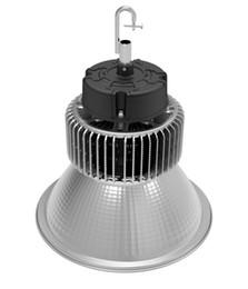 100W 150W 200W LED Luz de la bahía alta Meanwell driver IP65 Led proyector 130lm / W Aluminio almacén iluminación lámpara 6000K IP65 AC85-265V desde fabricantes