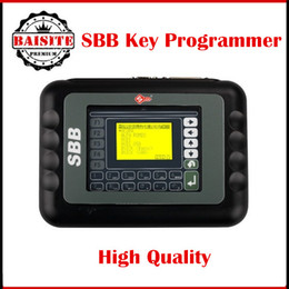 Wholesale Nissan Brazil - 2017 SBB Silca V33.02 SBB Key Programmer No Token Limit Auto Key Programmer SBB Immobilizer Programmer Support most brazil cars