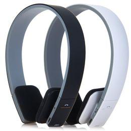 Wholesale Mp3 Set - Original AEC BQ-618 Wireless Bluetooth Headset Hands Free Head Set Handsfree Earphone Headphone with Microphone for iphone phone