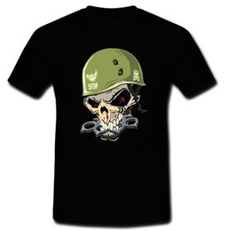 Wholesale Tatoo Sleeve Shirts - Five Finger Death Punch American Heavy Metal Band T-shirt Size S M L XL 2XL Cute Tatoo Lover T-Shirt