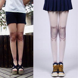 Wholesale Joint Tight - Wholesale- 1PC Women Jointed Doll BJD Tights Pantyhose Lolita Cosplay Joint Long Gothic Funny harajuku Stockings