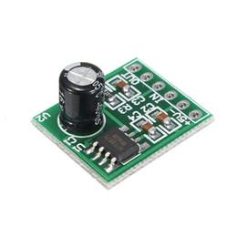 Wholesale 5v Power Amplifier - Freeshipping Durable Quality 5V Single Mono Channel Digital Audio Amplifier Board Module For USB Speaker Portable Speaker