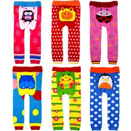 Wholesale Wide Color Elastic - New Children PP pants spring autumn children cute pants hot cartoon pattern boy and girl busha PP pants ,72pcs lot