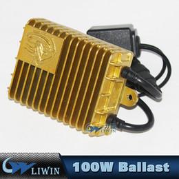Wholesale Car Auto H7 Xenon White - Xenon HID Replacement Car Slim Ballast Block For HeadLight Bulb 100W AC 12V High Power Auto Xenon Ballast