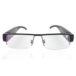 Wholesale Spy Eyewear Hd - HD 1080P Spy Glasses Hidden Camera Security DVR Video Recorder Eyewear Cam