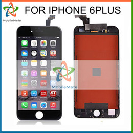 Wholesale Iphone4 Lcd Replacement Screen - Best quality for iPhone4 4S 5G 5C 5S 6G 6Plus Tianma touch Digitizer Screen with Frame Full Assembly Replacement Free Shipping