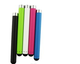 Wholesale E Cig Auto Battery - DHL o pen CE3 battery 510 Auto vaporizer pen cartridges e cig O Pen Bud Touch Vape Buttonless Battery with USB Charger for cbd oil cartridge