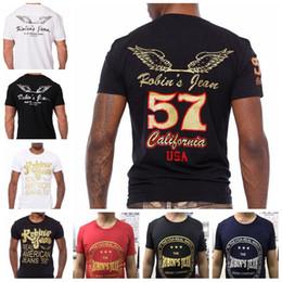 Wholesale Silver Designer Clothes - Original round neck t shirt for man Fashion 100% Cotton Mens designer tees shirts Plus size M L XXL XXXL hip hop clothing