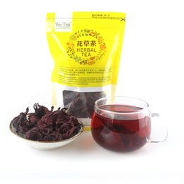 Wholesale Herbal Care - 50g Health Care Roselle Tea Hibiscus Natural Dried Flowers Tea Traditional Herbal Food