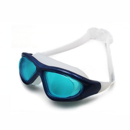 Wholesale Professional Swimming Pool - Professional Swimming Oversized Goggles Wrap Frames For Men Water Adult Mens Swim Safety Pool Glasses View Eyewear