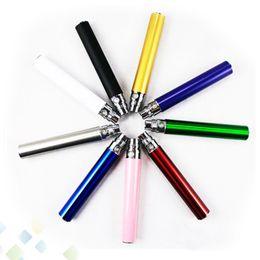 Wholesale Ego T Colorful - Wholesale EGO 650 900 1100mah Ego-T Battery EGo E-cigarette Colorful Battery Rechargeable EGO T Battery for E Cigarette