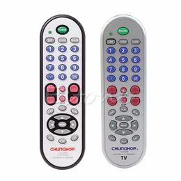 Wholesale Portable Tv Sets - Wholesale- New Portable Universal Smart TV Remote Control Controller For TV Television Sets