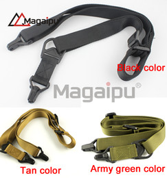 Wholesale Belt Sling - Magaipu High Quality Hunting Gun Accessories Rifle Gun Sling Strap Shotgun Shoulder Belt Adjustable For Hunting Shooting