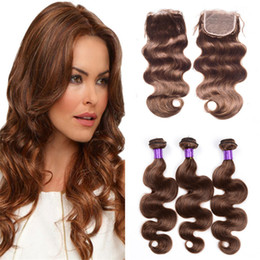 Color chocolate claro de pelo