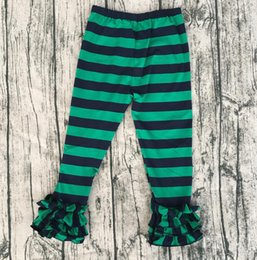 Wholesale Wholesale Baby Clothing Online - Baby Fashion Clothes Online hot sale High Quality Baby Icing Ruffle Pants Multicolor Icing Legging