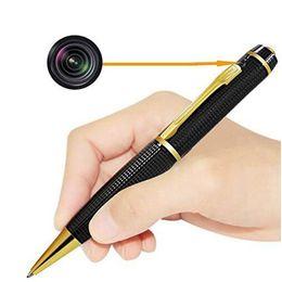 Wholesale Hidden Spy Listening Devices - 1080P HD mini spy Hidden cameras pen camcorders avi HD pen Camera hidden Pen video DVR recorder Listen Device